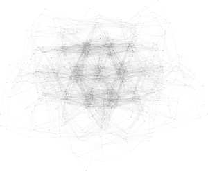 Example of GraphViz rendered via sfdp
